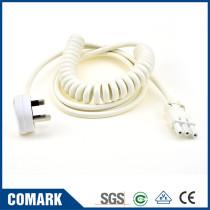 Wieland GST spiral power cord