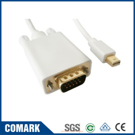 Mini DisplayPort to VGA cable