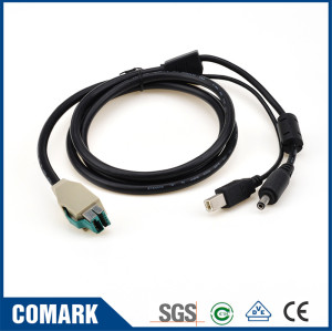 USB powered cable 12V