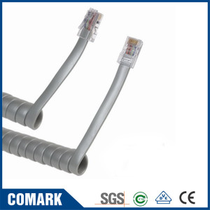 color spiral cable