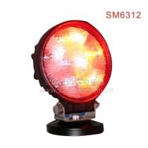 18W LED strobe work light warning light