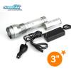 24W emergency xenon HID flashlight
