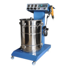 New Powder Coater