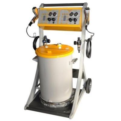 Double Control Units of Powder Coating Machine