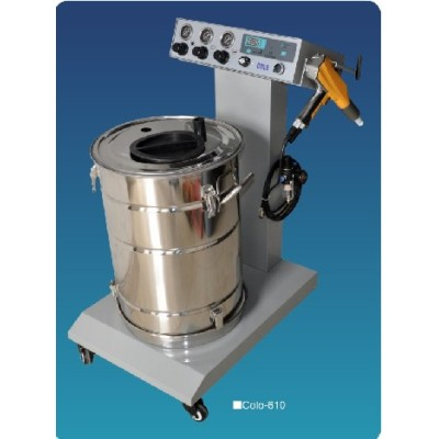 Pulse Power Powder Coating Equipment