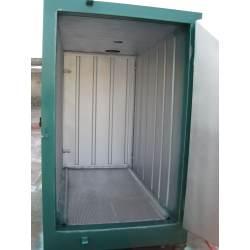 靜電粉末噴塗烤箱