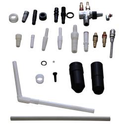 靜電噴槍繖形噴嘴扁平噴嘴圓形噴嘴加長桿