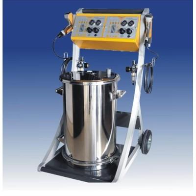 top powder coating system