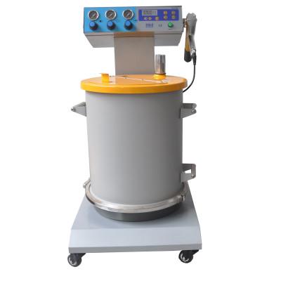 KCI 301 type powder coating system