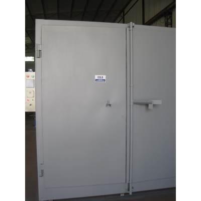 Gas Powder Coating Oven