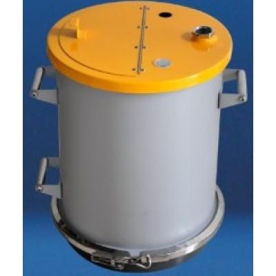 Fluidizing Hopper for Powder Coating Machine