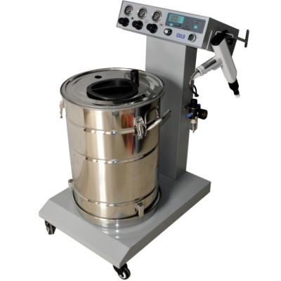 Pulse Power Technology Powder Coating Machine