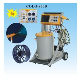 智能型靜電噴塑機