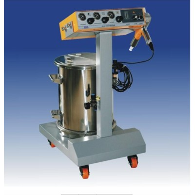 china powder coating system