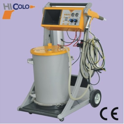 profesional powder coating equipment of china