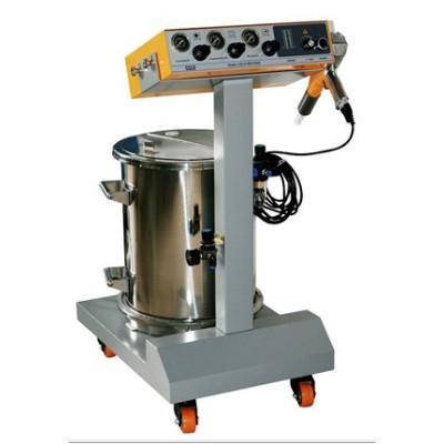 cost effective powder coating machine