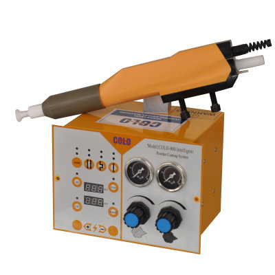 cost-effective powder coating machine