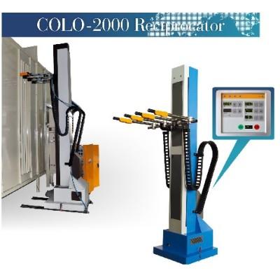 TOP automatic powder coating machine-reciprocator
