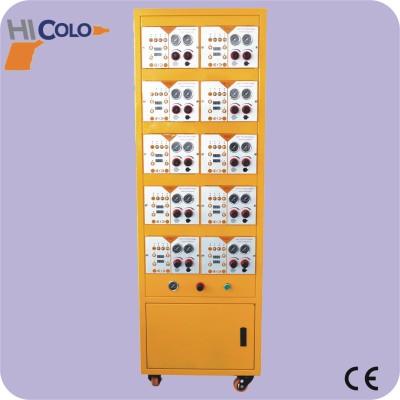 自動靜電粉末噴塗機、自動噴槍控制櫃、自動噴塗機集中控制櫃