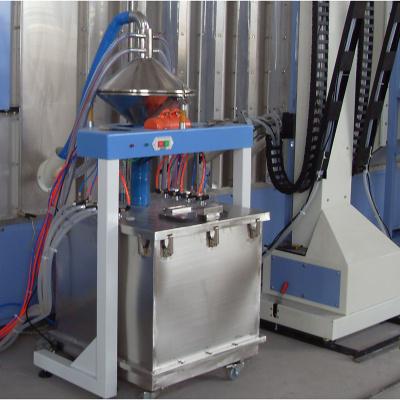 自動粉未循環回收系統