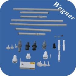 瓦格納靜電噴槍配件-噴嘴和粉芯