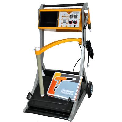 Vibratory Box Feed  Powder Coating Unit