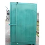 静电粉末喷涂固化用保温180度~400度可调电烤箱
