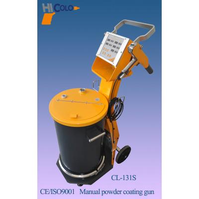furniture powder coating machine