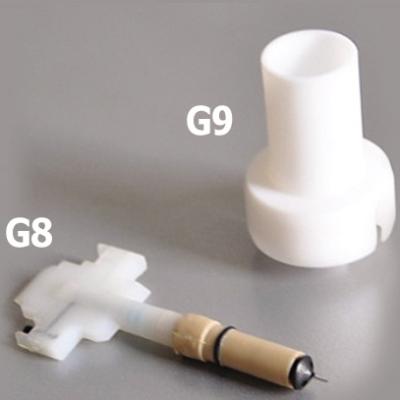 供应喷枪配件 喷枪配件电极针