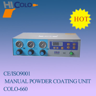 Good after-sale service powder coating application equipment