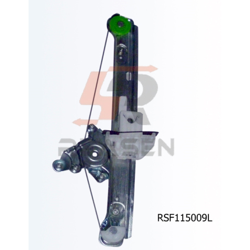 Replace manual window regulator ford focus for 2000 ford focus driver side window regulator