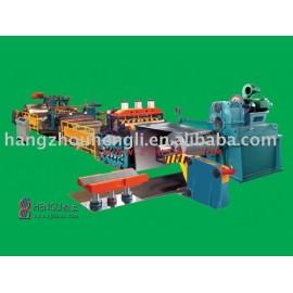 HL-ZJ1250-120A Coil Slitting Line