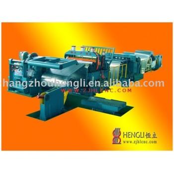 HL-ZJ1250-70A Coil Slitting Line