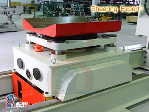 Digital-controlled Scroll Cutting machine