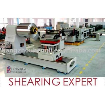 Digital-controlled Rotary Cutting Line