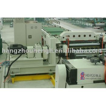 HL1600MA & HL1600MB digital-controlled rotary cutting line