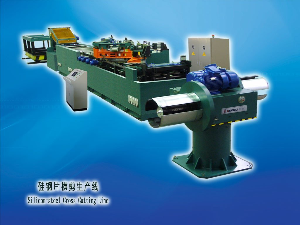 transformer core production line