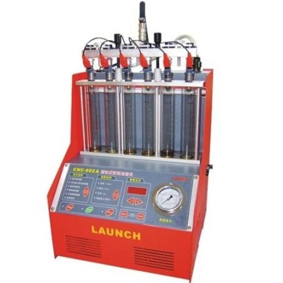 Cnc602A injector cleaner and tester