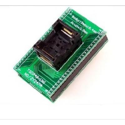 TSOP48 adapter