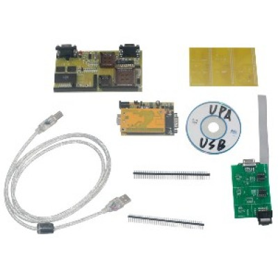 UPA USB Serial programer with Full Adapters