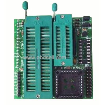 MCS-51/AVR PLCC44 adapter Version.2 New