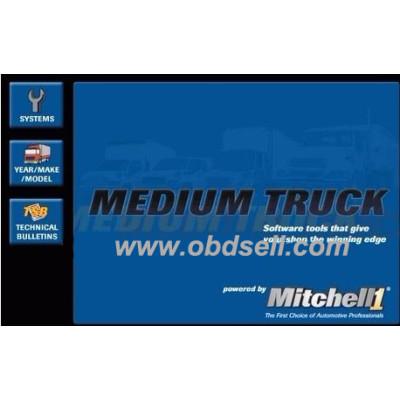 Mitchell OnDemand 5 Medium Trucks Edition 2008 version