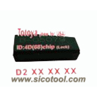 toyota id4d68 chip