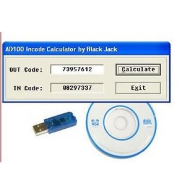 AD100/T300/SBB/MVP Incode Outcode Calculator