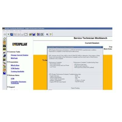 Caterpillar SIS 2011 Service Information System Database