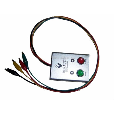 Universal decoding tool for Renault fuel injection ECU