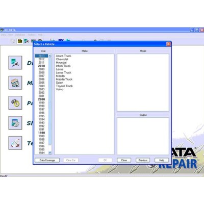 Alldata v10.52 newest version