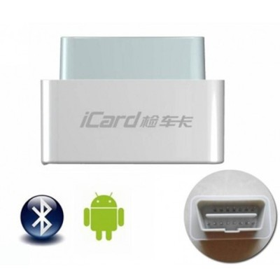Launch Code Reader iCard OBDIIEOBD For Android OS By Bluetooth
