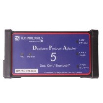 DPA5 Dearborn Portocol Adapter 5 Heavy Duty Truck Scanner(With Bluetooth)