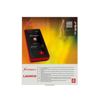 launch x431 diagun III updated by official website